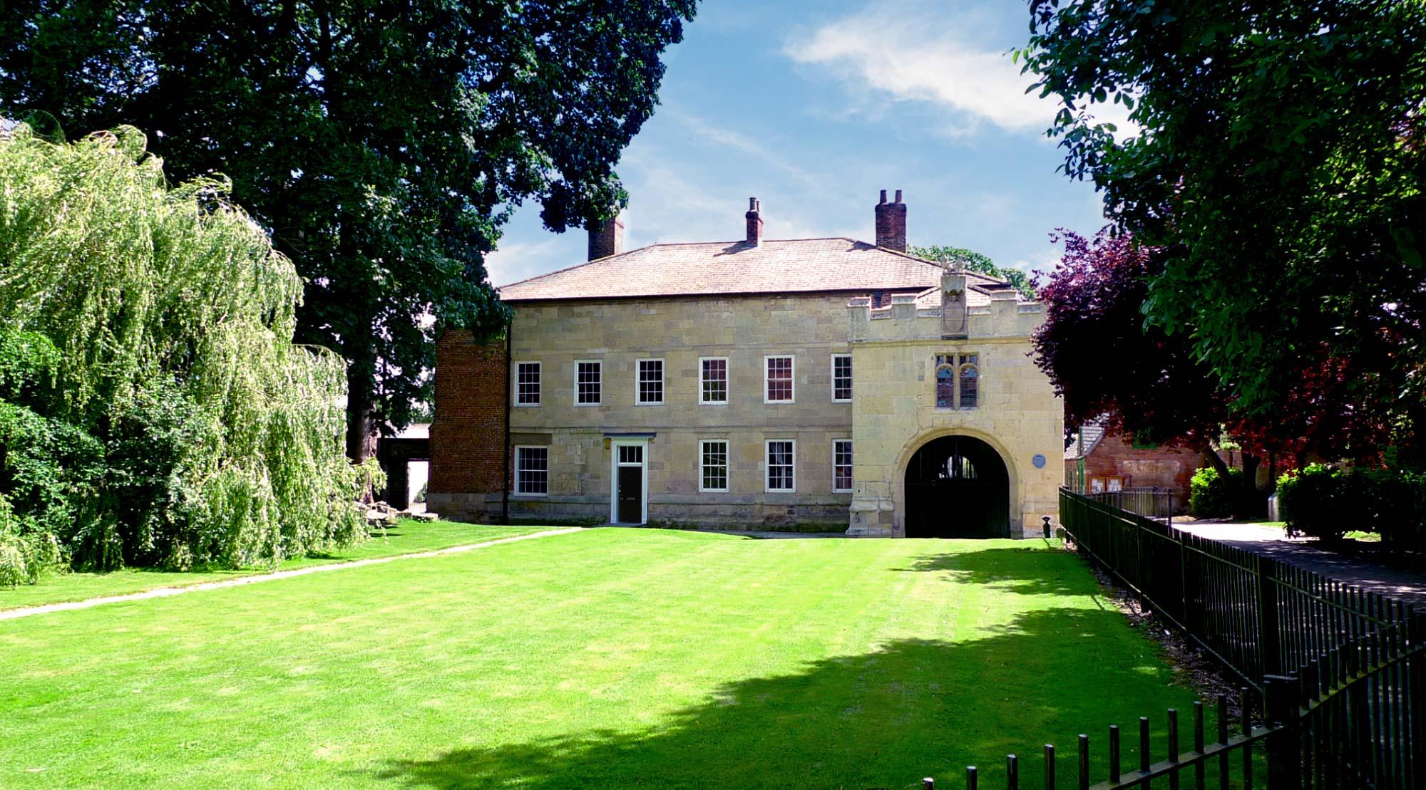 Bishops Manor Howden